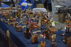 Toys (jjldickinson) Tags: nikond3300 105d3300 nikon1855mmf3556gvriiafsdxnikkor promaster52mmdigitalhdprotectionfilter longbeach worldwoodday longbeachconventioncenter dtlb carving toy wood