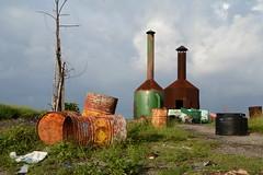 Mahibadhoo / މަހިބަދޫ (Maldives) - (Danielzolli) Tags: maldives malediven dhivehi maldive maldivas maldivi мальдивы mahibadhoo insel wyspa ostrov ostrvo otok island eiland île isla остров chimney kamin rust rost rusting