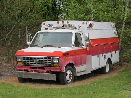 Retired ambo