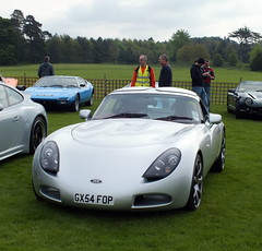TVR t350 (Kathryn Dobson) Tags: cars car kent automobile leedscastle supercar tvr motoring t350 supercarsiege