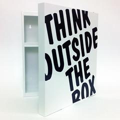 พิมพ์ตู้เหล็ก Think outside the box by allo