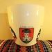 flower pots Ljubljana city - coat of arms