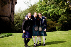 0038theboys02 (PauSmithPhotography) Tags: uk greatbritain wedding zoo scotland edinburgh marriage brideandgroom scottishwedding happyday manorhousezoo