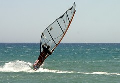Windsurfer (saneve) Tags: sea mare rodi windsurf rhodos peculiar particolari particolare prassonisi