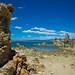 Tufas At Mono Lake