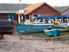 Fishing Village at the bank of the Tonle Sap Lake_1040 (hkoons) Tags: people public water ferry river boats boat cambodia ship vessel transportation aquatic tonlesap freshwater ferryboat conveyance tonlesaplake tonlesapriver chongkhneas