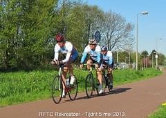 2013-05-04 RekreatoerTijdrit-10 (Rekreatoer) Tags: ridderkerk wielrennen toerfietsen rekreatoer
