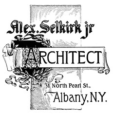 1894 selkirk (albany group archive) Tags: alex selkirk architect albany ny oldalbany history 1890s
