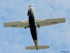 Cessna 208B Caravan II [N331AK] (B737Seattle) Tags: alaska plane airplane flying airport wings nikon general aircraft aviation flight juneau international coolpix cessna turboprop 208 208b caravanii p510 pajn