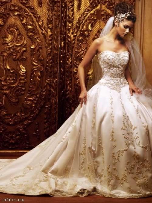 Modelo de vestidos de noiva