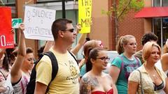 Slutwalk DC 28714 (tedeytan) Tags: dc diversity rape safety iphoto dt18250mmf3563 slutwalk
