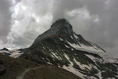 'Abandon hope, all ye who enter here' ;) (sylweczka) Tags: mountains alps switzerland climb tour zermatt matterhorn hochtour hörnlihut sylweczka