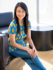YX (ung_peter) Tags: light woman sun building college beauty female digital hair campus asian photography prime evening photo model nikon university day afternoon modeling michigan interior detroit picture annarbor indoor pic professional photograph protrait dslr f28 universityofmichigan 1755 105mm d600 2013 nikond600