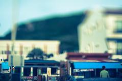 Street (daniellih) Tags: sea summer building beach landscape coast scenery outdoor taiwan august shore summertime scape kenting kending 2013 pingtungcounty hengchuntownship freelensing