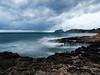 Cala Baladrar - Benissa - Penyal d'Ifach - (monsalo) Tags: mar agua mediterraneo playa nubes ifach peñondeifach penyaldifach monsalo