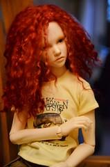 Wow (mekare_nl) Tags: sd wig bjd emmanuelle msd leeke mihael 65cm leekeworld