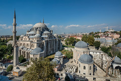 Istanbul-Turkey (ayhanaltun) Tags: turkey muslim prayer religion istanbul images mosque east dome getty middle islamic spritual minater