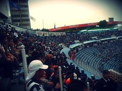 La Adiccin (Never Master) Tags: en azul mexico 1 la mexicocity df el cruz estadio match mty barra monterrey jornada partido hooligans rayados pandilla hinchas adiccion nevermaster
