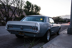 67 Mustang Coupe For Sale (jonashaffer) Tags: ford race parts battery cage seats trunk hood roll mustang fiberglass mad 50 coupe 67 nos 302 c4 fastback 289 aod 15k kirkey