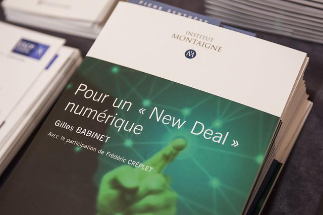 Thumbnail for Pour un « New Deal » numérique