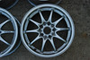 DSC_0128-2 copy (Blazedd) Tags: wheel silver grey 33 wheels gray 7 8 racing 16 rays ces volks rim rims 35 ti volk blazed ce28n titaniums ce28 16x7 16x8 blazedd