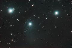 Pleiades (albertw) Tags: astronomy z72 d1000 cpc925 Astrometrydotnet:status=solved Astrometrydotnet:id=supernova11730