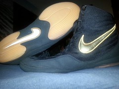 Fake Nike Oe Wrestling Shoes