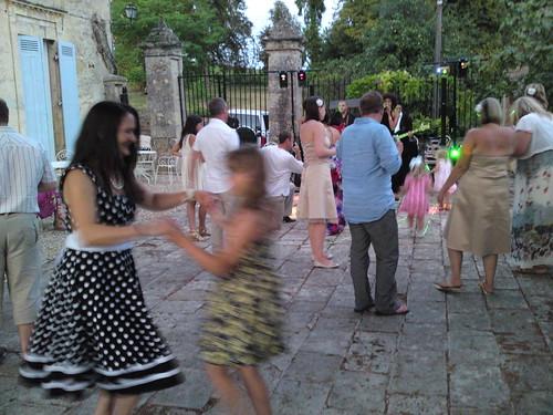 France 2010 - Summer Wedding, Château Lagorce