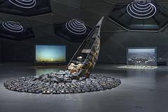 Romuald Hazoumè @Kunsthaus Graz