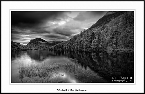 Fleetwith Pike on Buttermere