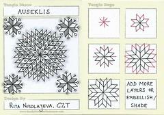 Zentangle Patterns Tutorial Patterns tutorial tanglesZentangle Patterns Tutorial