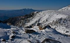 The neighboring mountain 2 (Yoshia-Y) Tags: snow mtkisoontake mthoken