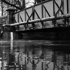 Hilfoots Floods  - 03 (ibriphotos) Tags: alva wet rain flooding flood roadclosed clackmannanshire tillicoultry hillfoots marchglen