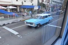 Classic Cuban Cars in Havana, Cuba (Corvair Owner) Tags: auto old cars chevrolet car truck vintage automobile december antique havana cuba historic chevy motorcycle cuban travelers hoosier 2013