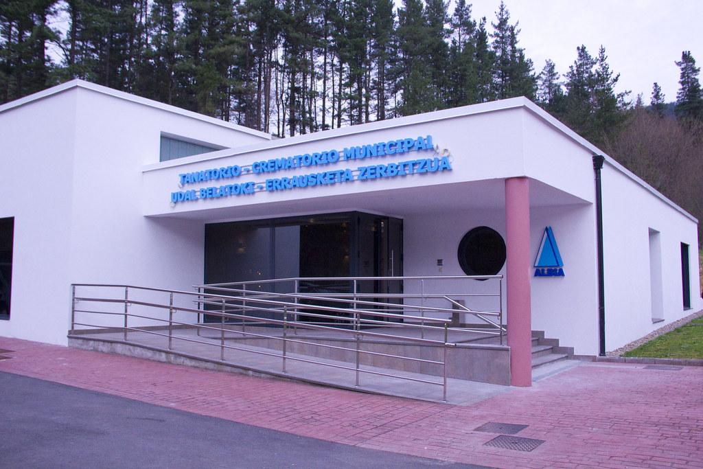 Tanatorio municipal de Ermua
