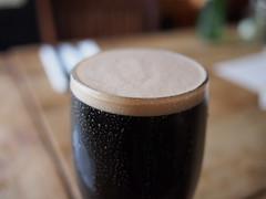 It's not Guinness (shirokazan) Tags: street uk england london beer dark lumix pub g united ale kingdom olympus panasonic anchor crown 20mm drummond f17 dunter epm2