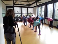 Gymnastik (R+V Versicherung) Tags: rv gymnastik fitnessstudio betriebssport
