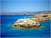 Dazzling blue (Terezaki ✈) Tags: blue light sea sky seascape art nature beauty landscape island greek photography photo day searchthebest earth stones live aegean hellas greece grecia cyclades pictureperfect photooftheday naturesfinest greekisland kyklades ελλάδα 50faves anawesomeshot flickrdiamond koyfonisi theperfectphotographer bestoftheday κουφονησια