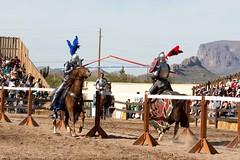 Ouch (DamianMH68) Tags: arizona festival joust renaissance 2014