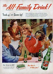 1950s 7up Advertisement (Railroad Jack) Tags: