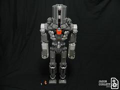 Cherno Alpha (Size Comparison) (Jason Corlett) Tags: lego pacific jaeger alpha rim cherno