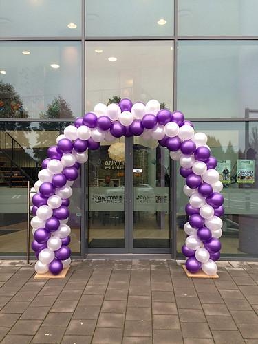 Ballonboog 6m Anytime Fitness Capelle aan den IJssel