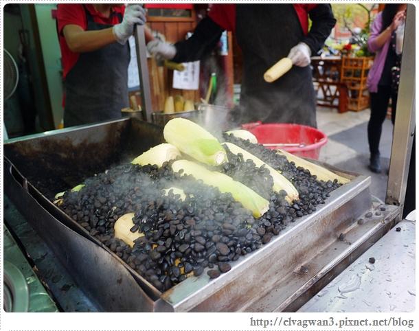 台南保安路石頭鄉烤玉米-5
