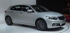 Qoros 3 hatch 01 -- Geneva Motor Show -- 2014-03-09 (NavDam84) Tags: 3 hatchback genevamotorshow worldcars qoros qoros3 2014genevamotorshow