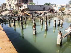 Shatt Al-Arab Waterway, Basra, Iraq