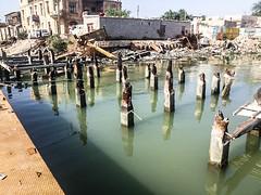 Shatt Al-Arab Waterway, Basra, Iraq