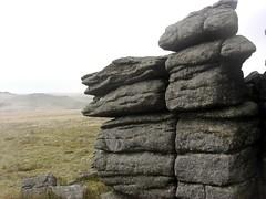 Higher White Tor Rock Stack Dartmoor (Bridgemarker Tim) Tags: stacks tors rockpiles outcrops higherwhitetor dartmoorviews dartmoortors