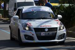 56° Rallye Sanremo (064) (Pier Romano) Tags: auto race san liguria rally swift suzuki 56 rallye sanremo remo corsa motori gara 2014