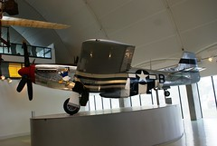 North American P-51 Mustang (MJ_100) Tags: usa london museum plane airplane fighter aviation wwii aeroplane disney ww2 mustang usaf donaldduck pursuit raf airmuseum usairforce secondworldwar p51 hendon northamerican usaaf royalairforce usarmyairforce