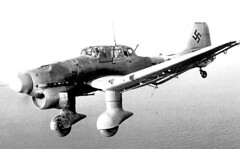 """Junkers Ju 87B """"Stuka"""" • <a style=""""font-size:0.8em;"""" href=""""http://www.flickr.com/photos/81723459@N04/14279726241/"""" target=""""_blank"""">View on Flickr</a>"""